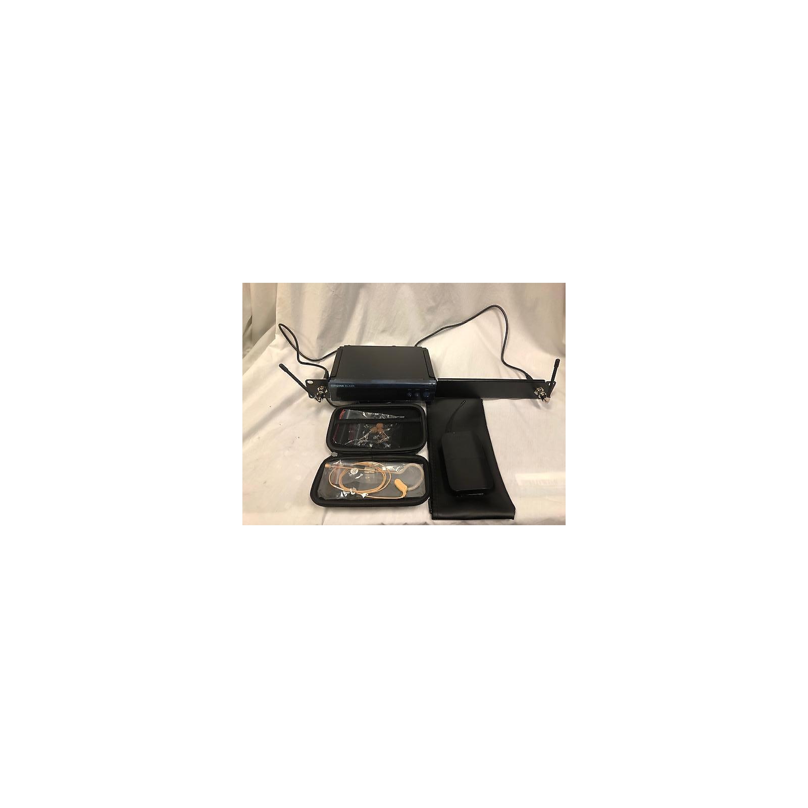 Shure BLX14RMX53H10 Headset Wireless System