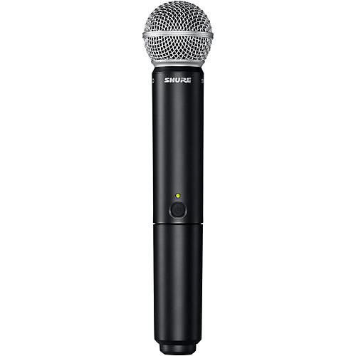 Shure BLX2/SM58 Handheld Wireless Transmitter with SM58 Capsule