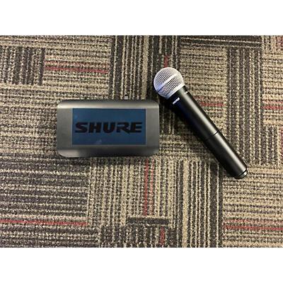 Shure BLX24 PG58 WIRELESS Handheld Wireless System