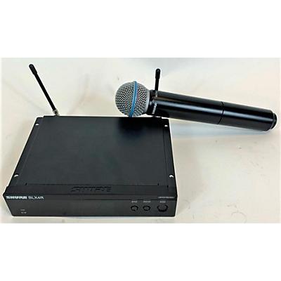 Shure BLX24R 58 Handheld Wireless System