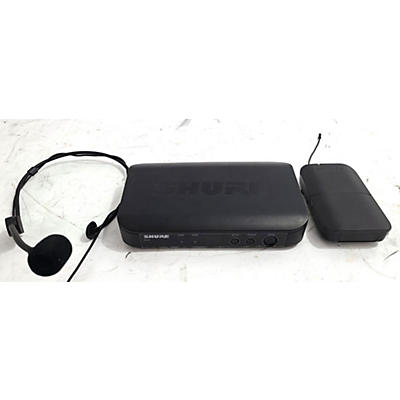 Shure BLX4 Headset H10 Band Headset Wireless System