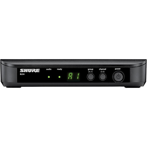 Shure BLX4 Wireless Receiver