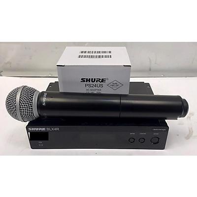 Shure BLX4R Handheld Wireless System