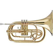 BM-411 Marching Series Bb Marching French Horn Lacquer