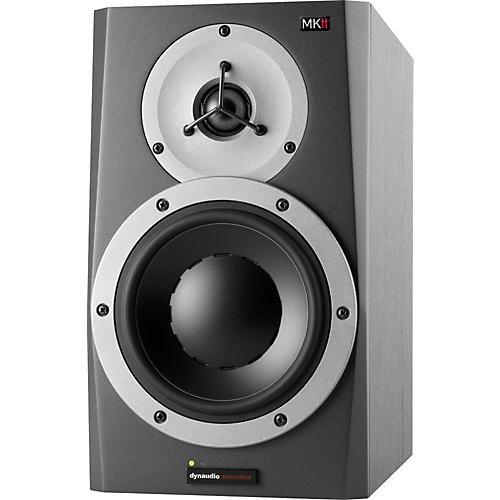 dynaudio acoustics bm 5a mkii studio monitor single musician 39 s friend. Black Bedroom Furniture Sets. Home Design Ideas