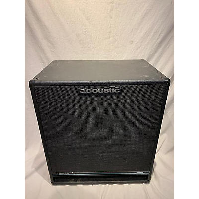 Acoustic BN410 800W 4x10 Bass Cabinet