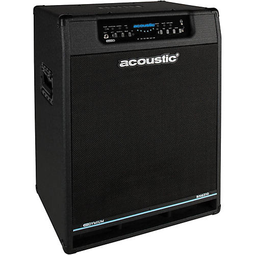 BN6210 600W 2x10 Neodymium Bass Combo Amp