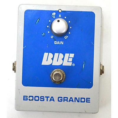 BBE BOOSTA GRANDE Effect Pedal
