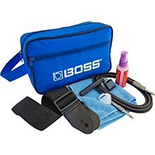 Open Box Boss BOSS Accessory Bundle, Blue