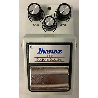 Ibanez BOTTOM BOOSTER Effect Pedal