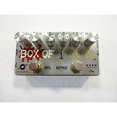 ZVex BOX OF METAL Effect Pedal