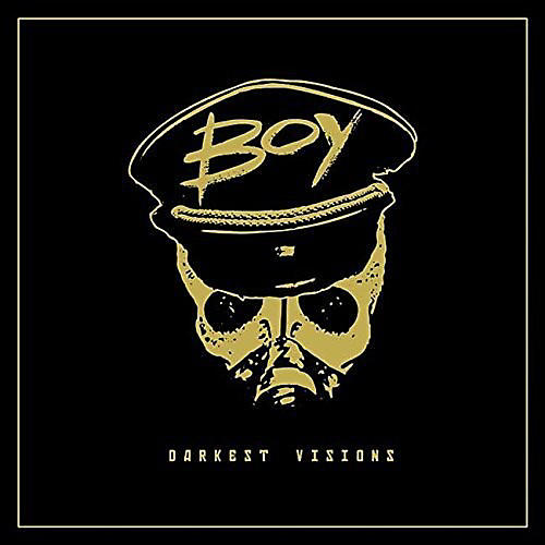 Alliance BOY - Darkest Visions (LTD Gold Vinyl/Gold Foil)