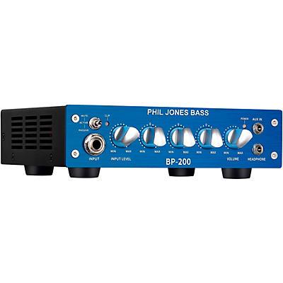Phil Jones Bass BP-200 200W Bass Amp Head