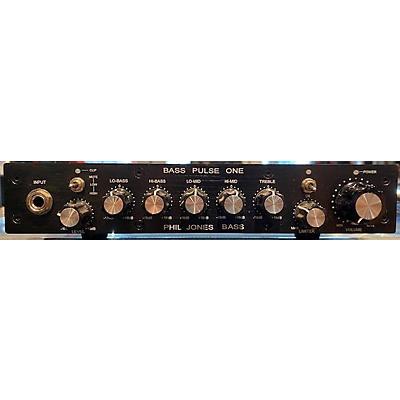 Phil Jones Bass BP-400 Bass Pulse 1 Bass Amp Head
