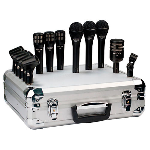 Audix BP7 Pro 7-Piece Band Microphone Pack
