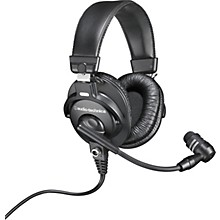 Open BoxAudio-Technica BPHS1 Broadcast Stereo Headset with Dynamic Boom Mic