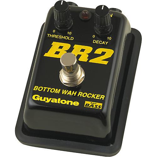 Guyatone BR-2 Bottom Wah Rocker Auto Wah for Bass