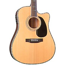 Open Box Blueridge BR-70CE Cutaway Acoustic-Electric Dreadnought Guitar