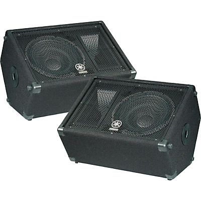 "Yamaha BR12M 12"" 2-Way Monitor Pair"