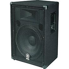 "Open BoxYamaha BR15 15"" 2-Way Speaker Cabinet"
