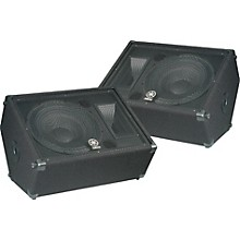 "Yamaha BR15M 15"" 2-Way Monitor Pair"