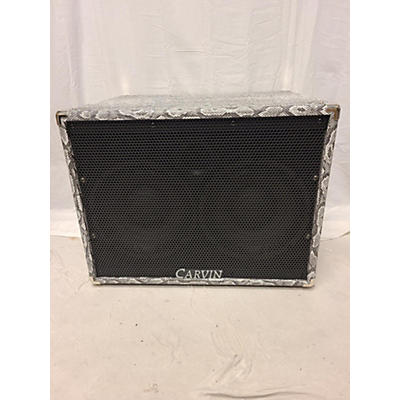 Carvin BR210-8 Bass Cabinet