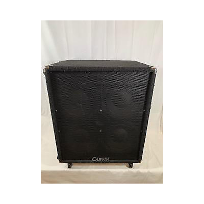 Carvin BR410-4C Bass Cabinet