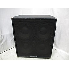 Carvin BR410 Bass Cabinet