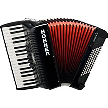 Open Box Hohner BR72B-N Accordian