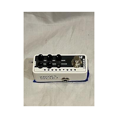 Mooer BROWN SOUND 3 005 Pedal