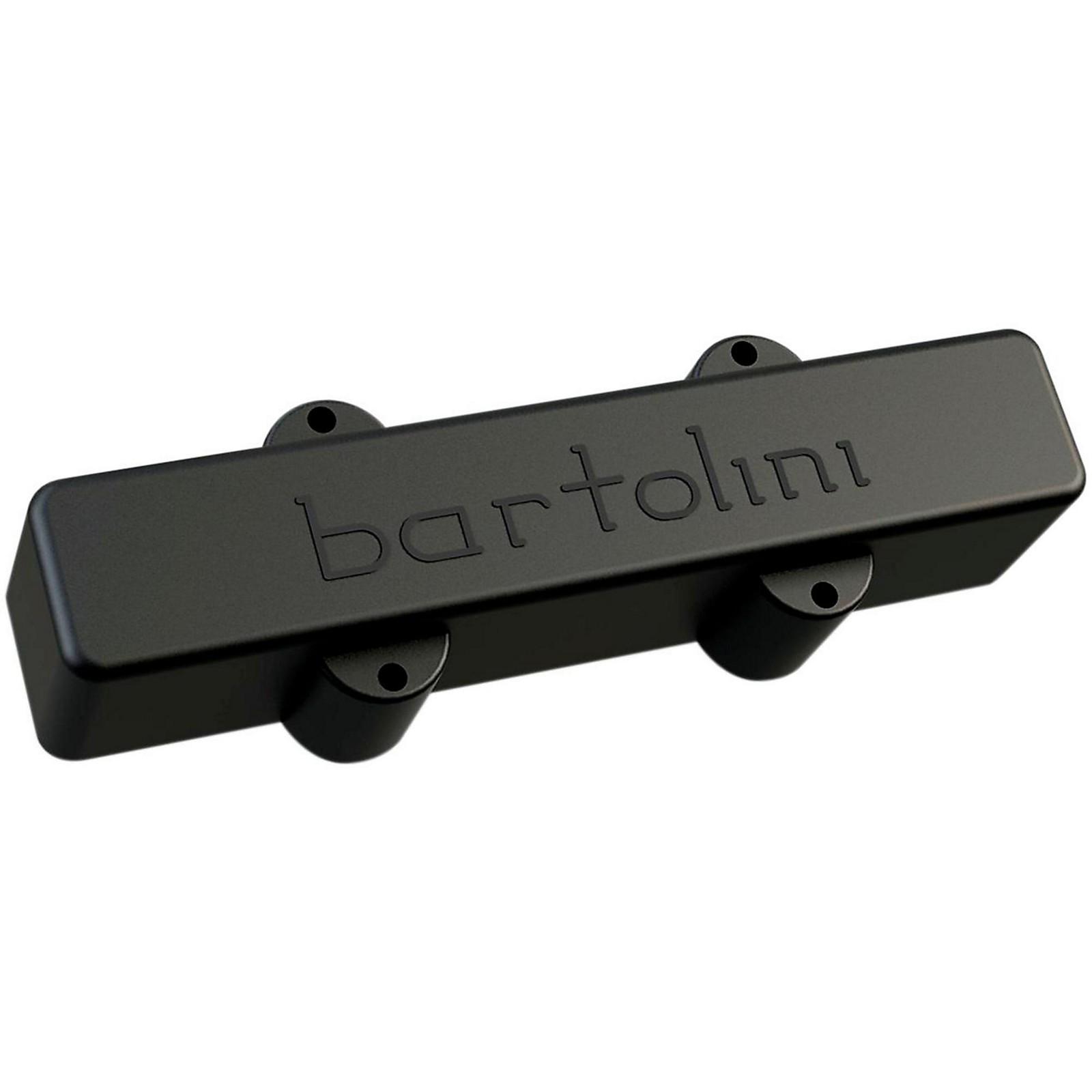 Bartolini BRP74X45CBJD_B1/T1 Classic X4 Soapbar Dual Coil 5-String Bass Pickup Set