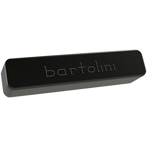 Bartolini BRP74X45J1_B/T Original X4 Soapbar Split Coil 5-String Bass Pickup Set