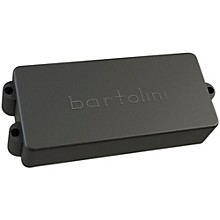 Bartolini BRP76DLC5 Classic MM Dual Coil Deep Tone 5-String Bass Pickup