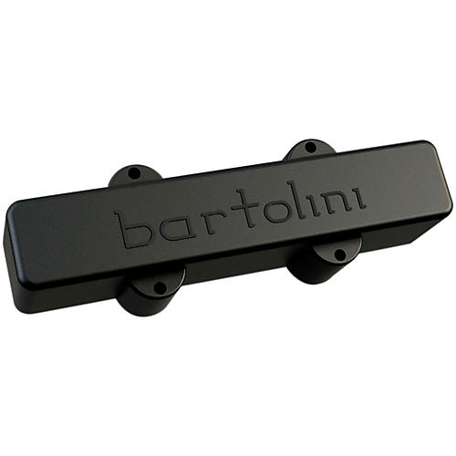 Bartolini BRP9CBJS-S1 Classic Jbass Single Coil Deep Tone Short Neck 4-String Bass Pickup
