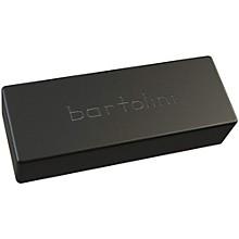 Bartolini BRPCF5CBC-B Classic Bass CF Soapbar Dual Coil Neck 5-String Bass Pickup