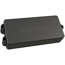 Bartolini BRPDL5C Classic MM-Stringray Dual Coil 5-String Bass Pickup