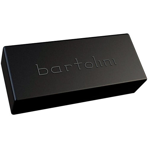 Bartolini BRPM34CBC-B Classic M3 Soapbar Dual Coil Neck 4-String Bass Pickup