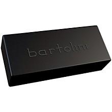 Open BoxBartolini BRPM44CBC-T Classic M4 Soapbar Dual Coil Bridge 4-String Bass Pickup