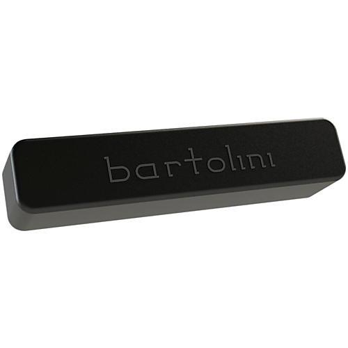 Bartolini BRPX44CBJS_B1/T1 Classic X4 Soapbar Single Coil 4-String Bass Pickup Set