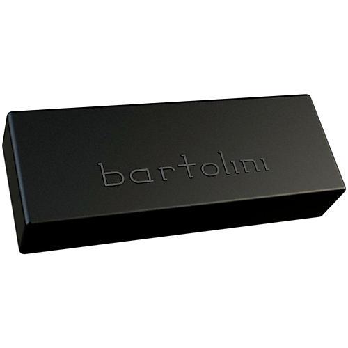 Bartolini BRPXXM45M-B Original M4 Soapbar Split Coil Neck 5-String Bass Pickup