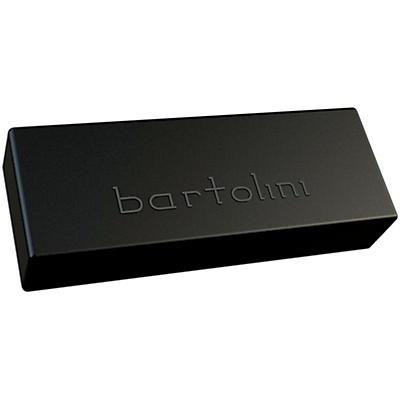 Bartolini BRPXXM45M-T Original M4 Soapbar Split Coil Bridge 5-String Bass Pickup
