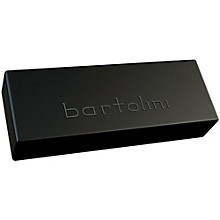 Bartolini BRPXXM46M-T Original M4 Soapbar Split Coil Bridge 6-String Bass Pickup