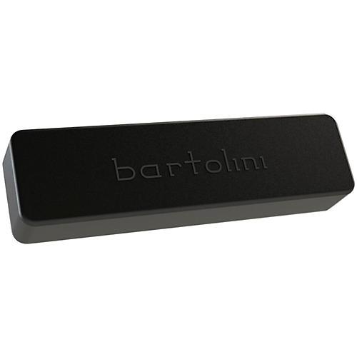 Bartolini BRPXXP46M-T Original P4 Soapbar Split Coil Bridge 6-String Bass Pickup