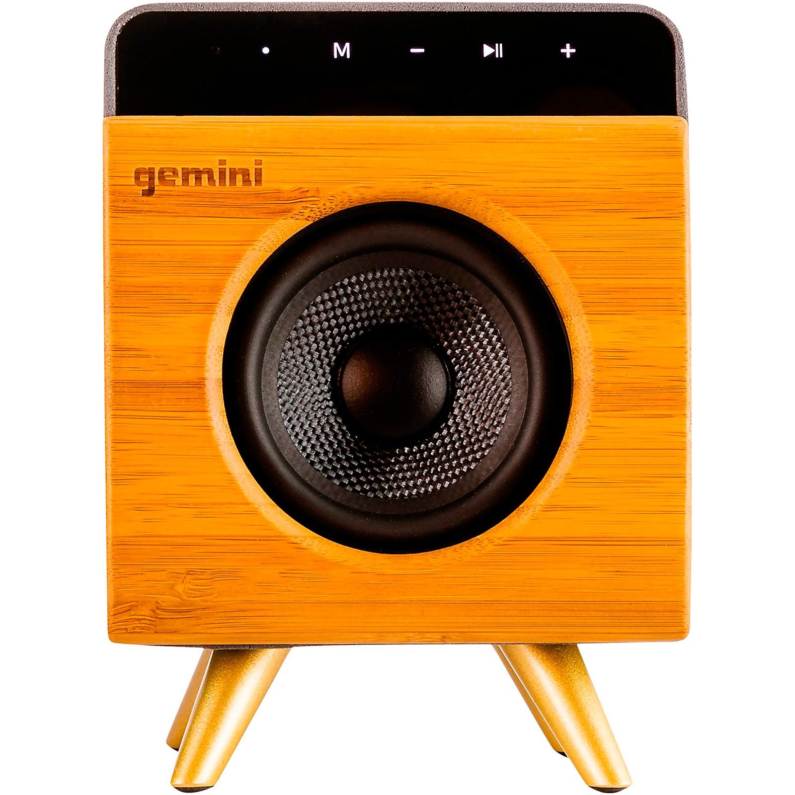 Gemini BRS-130 Portable Bluetooth Speaker Single