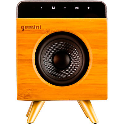 Gemini BRS-130 Portable Bluetooth Speaker Single