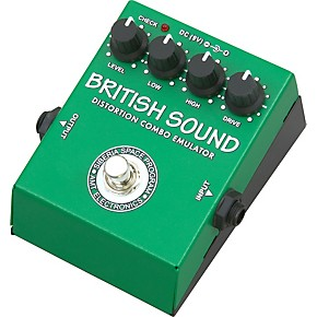 amt electronics brs british sound distortion guitar effects pedal musician 39 s friend. Black Bedroom Furniture Sets. Home Design Ideas