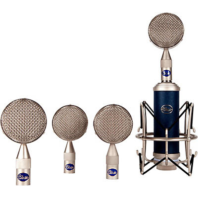 Blue BRS1 Bottle Rocket Mic Locker