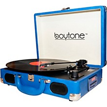 BT-101 Turntable Briefcase Midnight Blue