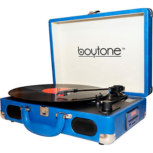 Boytone BT-101 Turntable Briefcase