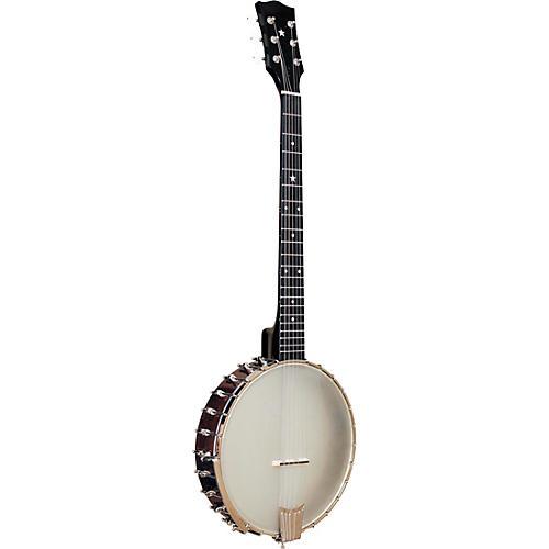 Gold Tone BT-2000: 6-String Banjo Guitar Vintage Brown